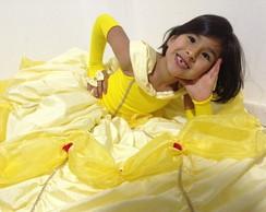 Fantasia Princesa Bela e a Fera