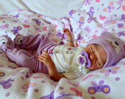 Beb� reborn Emily 2014. ADOTADA!!!