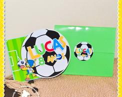 Convite Recorte Futebol