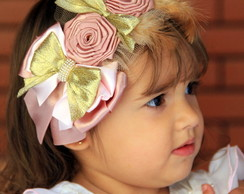 00489 Headband The Little Princess II