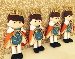 Bonequinhos Rei Davi