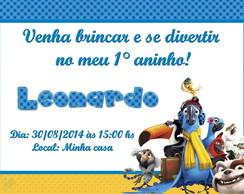 Convite Digital RIO