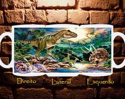 Caneca Dinossauro 4