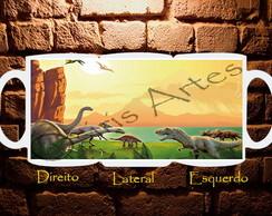Caneca Dinossauro 5