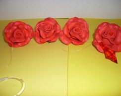 Pingente de cortina P - Vermelha 1