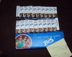 Caixa de BIS personalizada