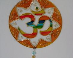 Mandala Ohm colorido MP-165