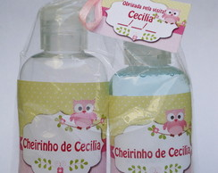Kit �lcool Gel + Sabonete L�quido 60ml
