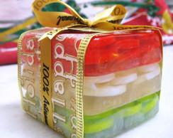 Kit Sabonete Natal Espiral