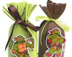 Sacolinhas Surpresa Tartarugas Ninja