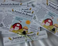 Convite Jornal do Brasil