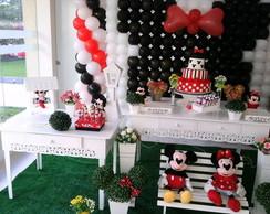 Mesa Proven�al Minnie e Mickey 2