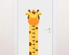 R�gua crescimento girafa