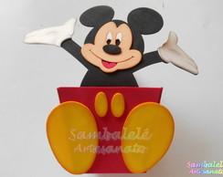 Centro de mesa/ Porta guloseimas Mickey