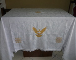 Toalhas de Altar Espirito Santo - Capela