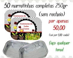 50 MARMITINHAS PERSONALIZADAS