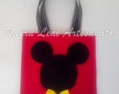 Sacola do Mickey ou Minnei