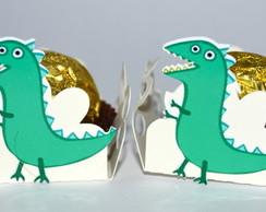 Forminha Dinossauro Peppa