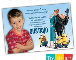 Convite Infantil 10x15
