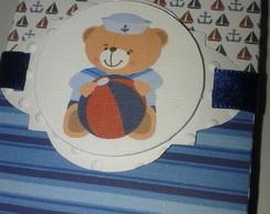 Caixa bis Urso Marinheiro