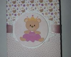 Caixa bis Ursa Princesa