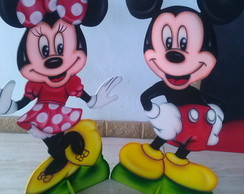 Loca��o minnie e mickey