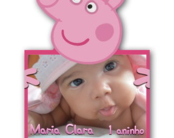 Im� com corte especial - Peppa Pig