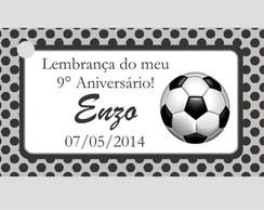 Tag Bola Futebol - Po� Preto