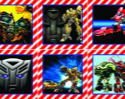 Transformers Jogo Da Mem�ria