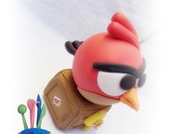 Topo vela Angry Birds com idade