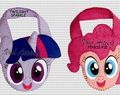 SACOLA SURPRESA - MY LITTLE PONY