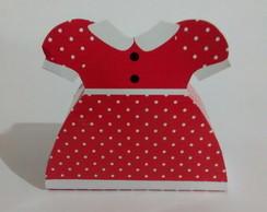 Vestidinho da Minnie