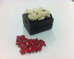 Mini Engradado Arranjo Floral