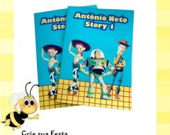 Livrinho Para Colorir Toy Story