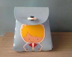 mini mochilas pequeno pr�ncipe