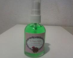 spray para len��is 80ml frasco de vidro