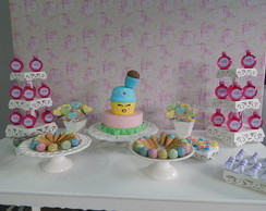 Festa Candy Color Doces