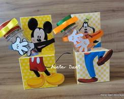Porta Tubete turma do Mickey