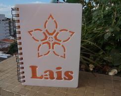 Caderno Personalizado em Acr�lico A5