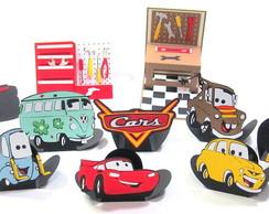 Forminhas Carros 3D