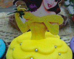 Cupcake - As Princesas da Disney