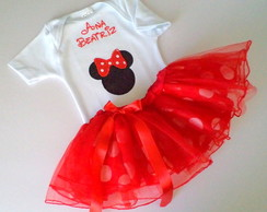 Conjunto - Minnie