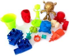 Impress�o 3D e lembrancinhas
