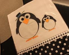 Pano de Prato Pinguim