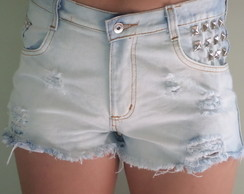 Shorts Jeans destroyed, Hot Pants