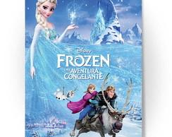 Banner Decorativo P/ Festas - Frozen