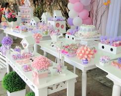 Decora��o Proven�al de Festas Infantis
