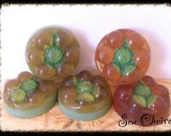 Sabonete com Extrato Ch� Verde