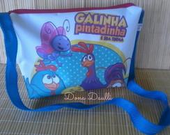 Bolsa Galinha Pintadinha