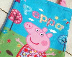 Sacola Personalizada Peppa Pig